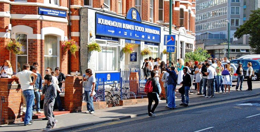 Bournemouth Business School International